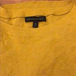 Banana republic sweater.